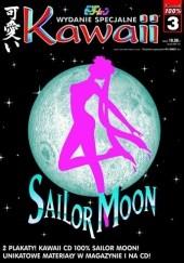 Okładka książki Kawaii Numer specjalny 100% Sailor Moon Redakcja magazynu Kawaii