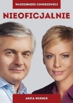 Okładka książki Nieoficjalnie Włodzimierz Cimoszewicz,Anita Werner