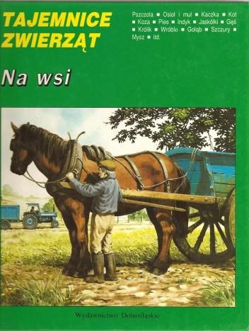 Okładka książki Na wsi Michel Cuisin