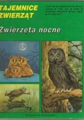 Okładka książki Zwierzęta nocne