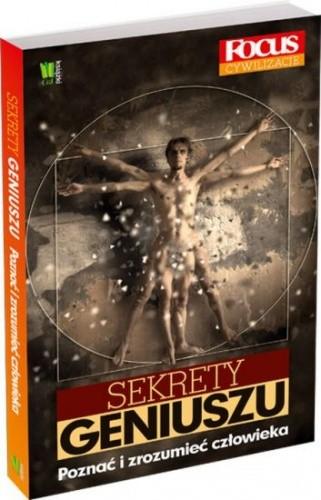 Okładka książki Sekrety geniuszu. Poznać i zrozumieć człowieka praca zbiorowa