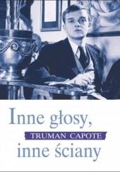 Okładka książki Inne głosy, inne ściany Truman Capote