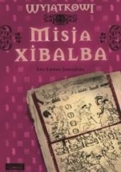 Okładka książki Misja Xibalba