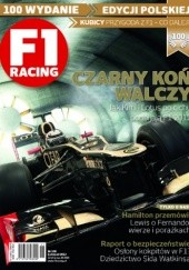 Okładka książki F1 racing nr 100 Redakcja magazynu F1 Racing