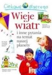 Okładka książki Ciekawe dlaczego wieje wiatr Anita Ganeri