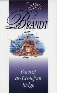 Okładka książki Powrót do Crowfoot Ridge Ann Brandt