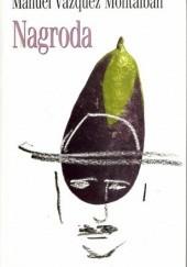 Okładka książki Nagroda Manuel Vázquez Montalbán