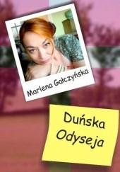 Okładka książki Duńska odyseja Marlena Gałczyńska
