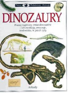 Okładka książki Dinozaury Angela Milner,David Norman