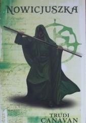 Okładka książki Nowicjuszka Trudi Canavan
