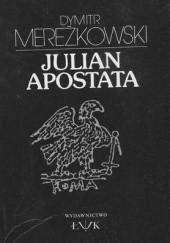 Okładka książki Julian Apostata: śmierć bogów