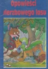Okładka książki OPOWIEŚCI Z WIERZBOWEGO LASU Kenneth Grahame