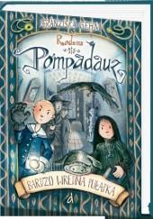 Okładka książki Rodzina Pompadauz. Bardzo wredna pułapka Franziska Gehm