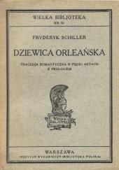 Okładka książki Dziewica Orleańska