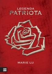 Okładka książki Legenda. Patriota Marie Lu
