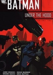 Okładka książki Batman: Under the Hood Doug Mahnke,Judd Winick