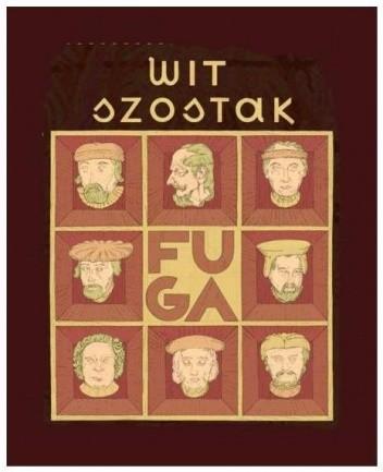 Okładka książki Fuga Wit Szostak