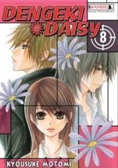 Okładka książki Dengeki Daisy tom 8 Motomi Kyousuke
