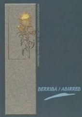 Okładka książki Derrida / Adirred