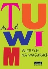 Okładka książki Wiersze na wagarach Julian Tuwim