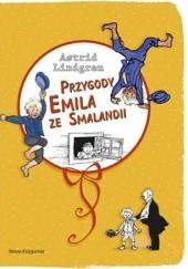 Okładka książki Przygody Emila ze Smalandii Astrid Lindgren