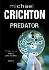 Okładka książki Predator Michael Crichton