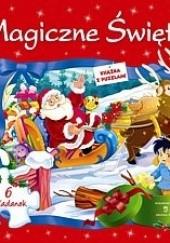 Okładka książki Magiczne Święta Maria Rita Gentili