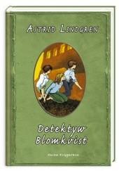 Okładka książki Detektyw Blomkvist Astrid Lindgren