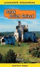 Okładka książki Szlak Orlich Gniazd praca zbiorowa