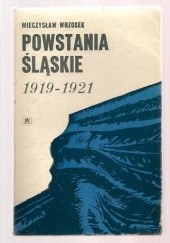 Okładka książki Powstania Śląskie 1919-1921. Zarys działań bojowych Mieczysław Wrzosek