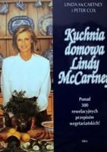 Okładka książki Kuchnia domowa Lindy McCartney