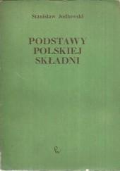 Okładka książki Podstawy polskiej składni Stanisław Jodłowski