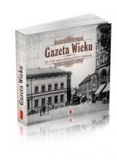 Okładka książki Gazeta Wieku Artur Łukasiewicz