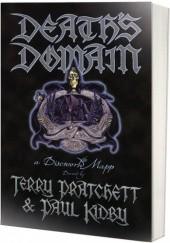 Okładka książki Deaths Domain: A Discworld Mapp Terry Pratchett,Paul Kidby