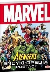 Okładka książki The Avengers. Encyklopedia postaci Alan Cowsill