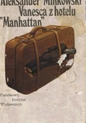 """Okładka książki Vanesca z hotelu """"Manhattan"""""""
