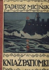 Okładka książki Kniaź Patiomkin Tadeusz Miciński