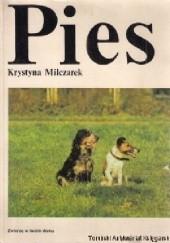 Okładka książki Pies Krystyna Milczarek