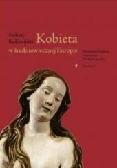 Okładka książki Kobieta w średniowiecznej Europie Andrzej Radzimiński