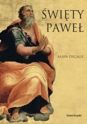 Okładka książki Święty Paweł Alain Decaux