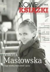 Okładka książki Nowe Książki, nr 11 (1125) / 2012 Redakcja miesięcznika Nowe Książki
