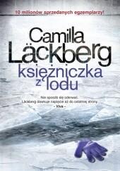 Okładka książki Księżniczka z lodu Camilla Läckberg