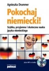 Okładka książki Pokochaj niemiecki Agnieszka Drummer