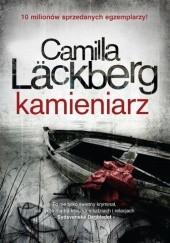 Okładka książki Kamieniarz Camilla Läckberg