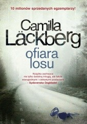 Okładka książki Ofiara losu Camilla Läckberg