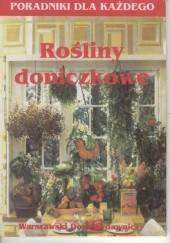 Okładka książki Rośliny doniczkowe praca zbiorowa