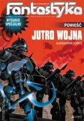 Okładka książki Fantastyka wydanie specjalne 1 (10)/2006 Redakcja miesięcznika Fantastyka,Aleksander Zoricz
