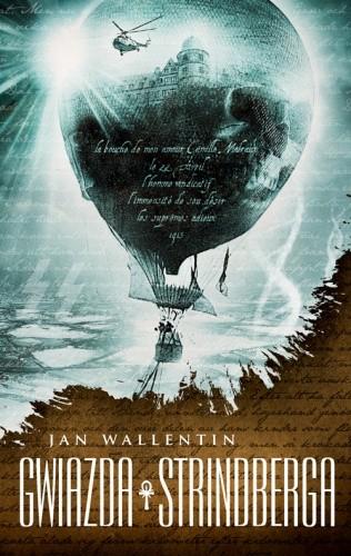 Okładka książki Gwiazda Strindberga Jan Wallentin