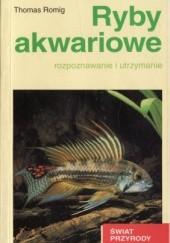 Okładka książki Ryby akwariowe. Rozpoznawanie i utrzymanie
