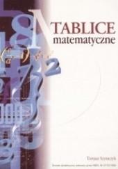 Okładka książki Tablice Matematyczne